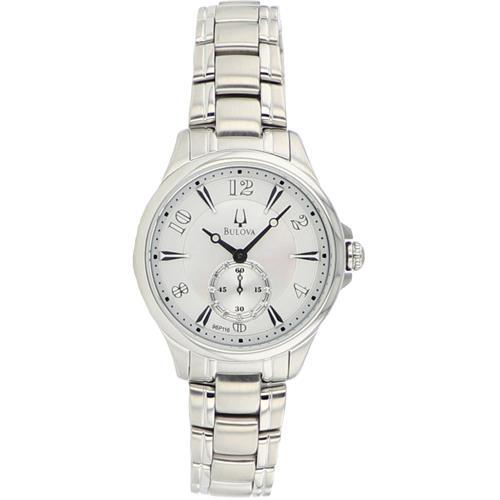 Luxury Brands Bulova 96P116 042429465220 B003Z48Z4G Fine Jewelry & Watches