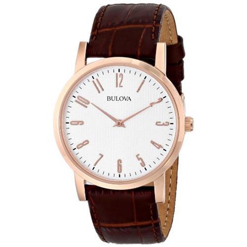 Luxury Brands Bulova 97A106 042429489592 B00700SNKC Fine Jewelry & Watches