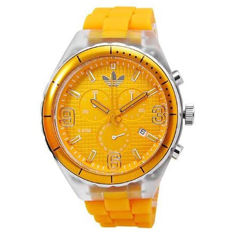 Adidas ADH2530 Cambridge Chronograph Yellow Watch