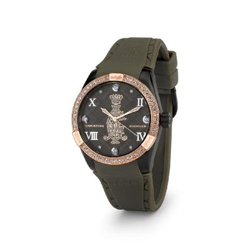 Luxury Brands Christian Audigier INT-313 899515002391 B002HHM3IQ Fine Jewelry & Watches