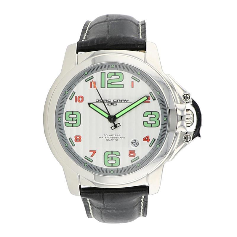 Luxury Brands Jorg Gray JG185026 814024011351 B003WZ5NIE Fine Jewelry & Watches
