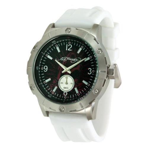 Luxury Brands Ed Hardy MX-WH 812235012730 B005HUZZHG Fine Jewelry & Watches