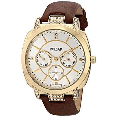 Luxury Brands Pulsar PP6138 037738144188 B00LGQCTG0 Fine Jewelry & Watches