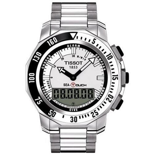 Luxury Brands Tissot T0264201103101 758499229760 B002IJ574K Fine Jewelry & Watches
