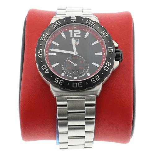 Luxury Brands TAG Heuer WAU1114.BA0858 640522174621 B008GR3WN6 Fine Jewelry & Watches