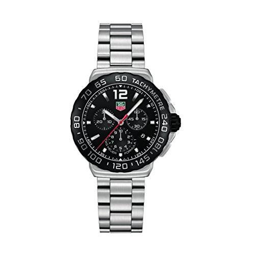 Luxury Brands TAG Heuer CAU1110.BA0858 787637401911 B007R4V7Q8 Wristwatch.com