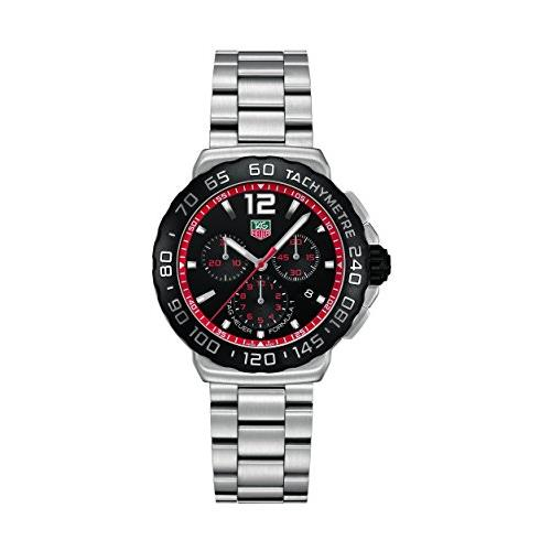 Luxury Brands TAG Heuer CAU1116.BA0858 760643144669 B007W1102W Wristwatch.com
