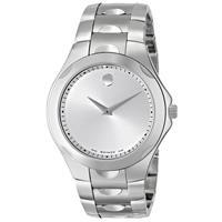 """Movado Men's 606379 """"Luno Sport"""" Stainless Steel Bracelet Watch 0606379"""