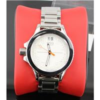 Women's Fusion Stainless Steel Interchangeable Strap Watch 07101404