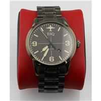ESQ BLK SWISS MOVEMENT 07301395