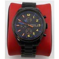 Fusion Black Ion-Plated Watch 07301452