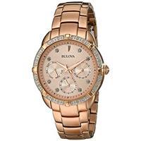Authentic Bulova 96L199 042429503908 B00F63KIKS Wristwatch.com