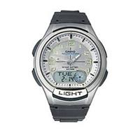 Authentic Casio AQ180WD-1BV 079767847074 B000GAYQJU Fine Jewelry & Watches