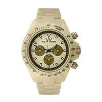 Authentic Toy Watch FLE08HR 878175005805 B00640177U Fine Jewelry & Watches