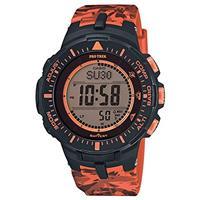 Authentic Casio PRG-300CM-4CR 079767037697 B012W9IXQO Wrist Watches