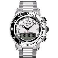 Authentic Tissot T0264201103101 758499229760 B002IJ574K Fine Jewelry & Watches