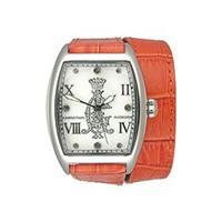 40006G White Octagon Analog Ladies' Watch WW02312N